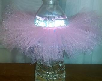 Water Bottle Tutu - Tutu for Water Bottles - Baby Shower Decor - Bridal Shower Decor - Bachelorette Party - Bottle Tutus - Tutu for Cup