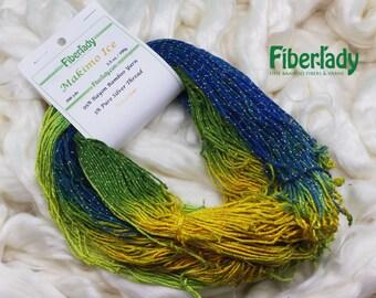 Pure Silver Thread Bamboo Yarn - Summer Day