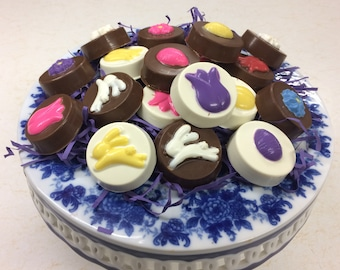 Easter Chocolate Covered Oreo's