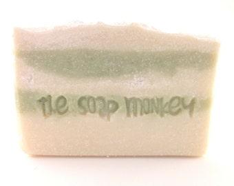 Sea Salt & Spearmint Soap