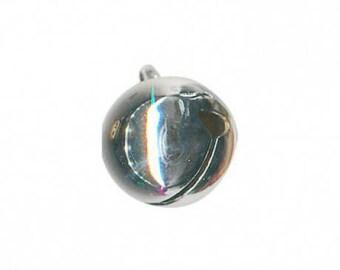 4 bells silver 8 mm
