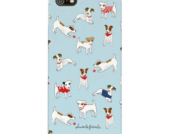 Jack Russell iPhone case for iPhone X, 8, 8+, 7/7 Plus/ 6/6s/ 6+/ 5,5s/ 5c / 4/4s