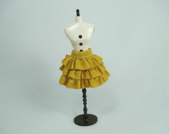 Handmade outfit for Blythe doll layers skirt B-68