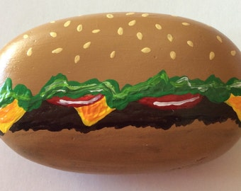 Hamburger Rock