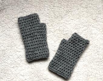 Crochet Fingerless Gloves, Crochet Arm Warmers, Hand Warmers, Wrist Warmers, Crochet Winter Accessory, Women's Accessory, Winter Wear