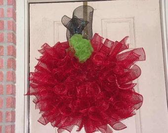 Back To School Wreath ..