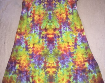 6152 Womens Large Easy Breezy Rayon Dress