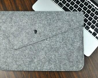 Samsung tablet sleeve,7/8/10/12 inch Tablet Cover,Felt tablet sleeve ,Felt  laptop Case, Felt tablet bag,Tablet cover, 2D354