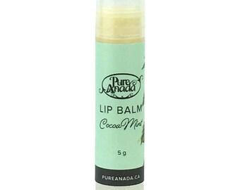 Cocoa Mint Lip Balm