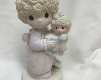 Love Is The Best Gift of All - Precious Moments Figurine
