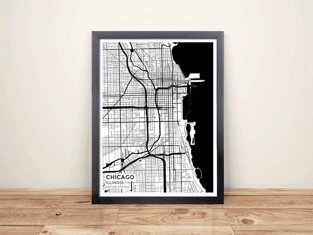 Encantador Fotos Enmarcadas De Chicago Patrón - Ideas Personalizadas ...
