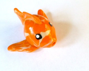 Mini Marble Friends Cute Koi fish