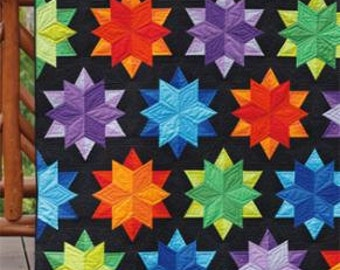 Night Sky - Quilt Pattern by Jaybird Quilts