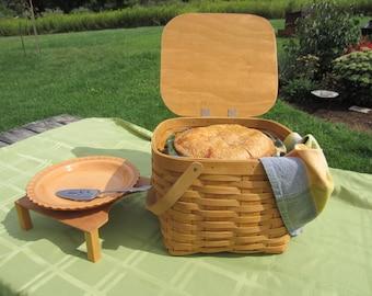 Pie and Cake Basket