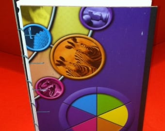 Trivial Pursuit Junior Recycled Journal