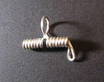 adaptor converter pin to pendant Moosup Valley Designs