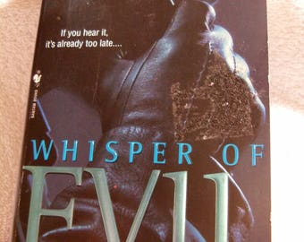 WHISPER OF EVIL by Kay Hooper @ 2002