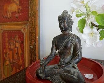 Bronze Buddha Nepal Buddha Lost Wax Bronze Buddha