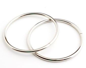48mm Metal O-ring, Non-welded - Nickel (Qty 25)