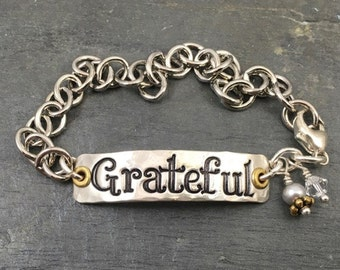 Grateful Bracelet