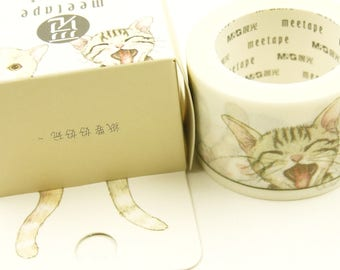 Say Hi - Japanese Washi Masking Tape - 30mm wide - 11 yard