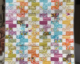 Central Park quilt - READY TO SHIP