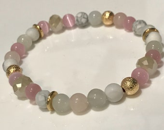 Spring Gold Bracelet