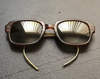 Romco Vintage lunettes militaire