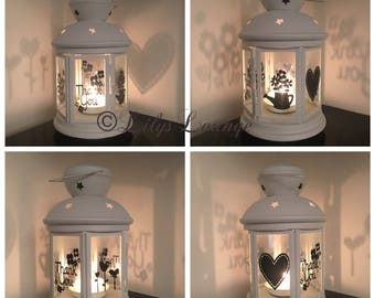 Thank you candle lantern Mothers Day Teacher Gift