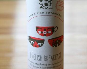 0450 English Breakfast- organic loose leaf tea