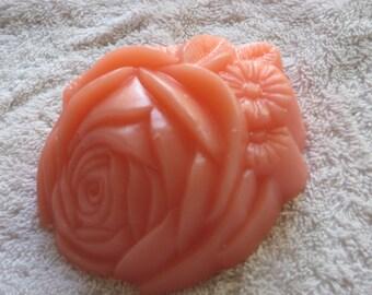 Peachy Rose Soap