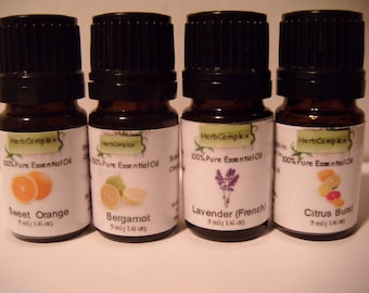 Bergamot Essential Oil 100% Pure High Quality! Buy 2 Get 2 Free! Mix/Match With Other Oils!! Therapeutic Grade Aromatherapy!