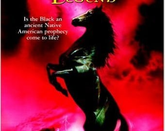 BLACK STALLION LEGEND - out of print - new!!