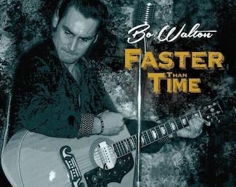 Faster Than Time - CD Album