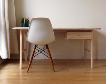 Desk with late