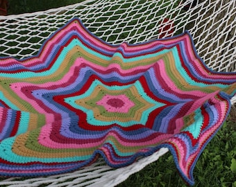 Six star blanket