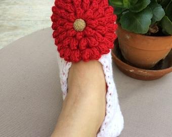 Crochet Footies / Slippers / Booties
