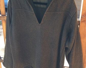 Ponderosa men's wool jacket