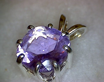 Beautiful Amethyst Pendant