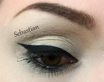SEBASTIAN - Handmade Mineral Pressed Eye Shadow