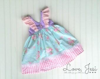Toddler Girl Dress, Girls Spring Dress, Baby Girls Dress, Little Girls Dress, Girls Easter Dress, Baby Easter Dress, Toddler Easter Dresses