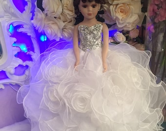 Quinceniera last doll