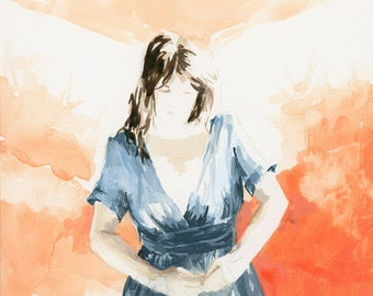 Within  .  giclee art print
