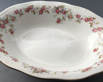 Queens Rosamund Oval Open Vegetable Serving Dish