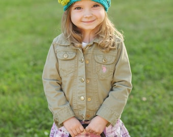 Baby Girl - Baby Girl Gift - Super Soft Hat - Warm and Cozy Hat - Baby Girl Winter Hat
