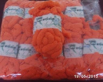 set ball of yarn Pompom carcia