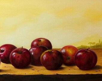 ten.Dix. still life, painting oil painting, french oil painting.still life.