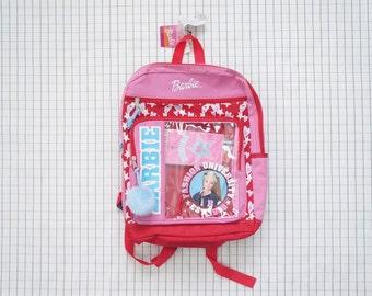 90's Backpack, Cheerleader Barbie Backpack, Pom Pom Backpack, Clueless, 90s Girl, Soft Grunge, Tumblr