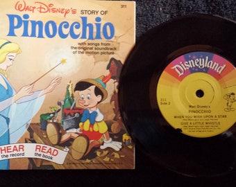 Walt Disney's Story of Pinocchio 1977