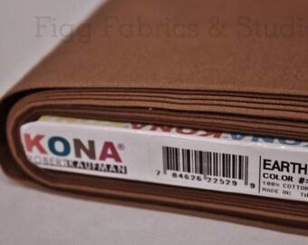 KONA Cotton in Earth (Color 138)